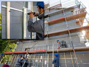 Services Facade repair works reconstruction isulation PRO DEV