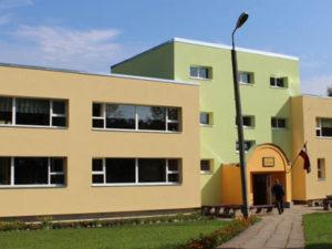Genomforda projekt LLC PRO DEV Forenklad renovering av fasaden pa Rites grundskola