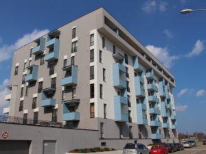 Genomforda projekt LLC PRO DEV Inredning av tolvvanings bostadshus i Rusova iela 5 bild 1