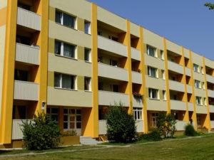 Genomforda projekt LLC PRO DEV Renovering av lägenhetshus på Bērzu aleja 3 Zvejniekciems bild1