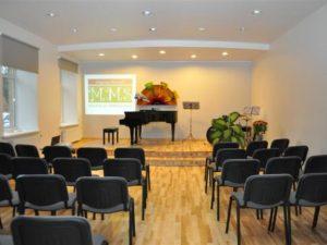Genomforda projekt LLC PRO DEV Reparationsarbeten pa Musik och Kulturskolan i Jelgava kommun