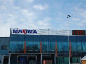 Genomforda projekt LLC PRO DEV Taklaggningsbyte pa Maximas Logistik och kontorsbyggnad bild 1