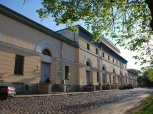 Genomforda projekt LLC PRO DEV Taktackningsarbeten pa museibyggnaden bild 1