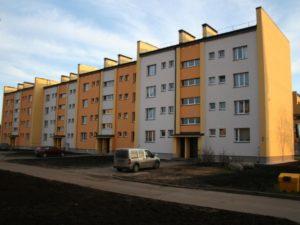 Genomforda projekt LLC PRO DEV forbattring av energieffektiviteten i lagenhetshuset pa Pirma iela 28 Adazi bild 1