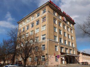 Genomforda projekt LLC PRO DEV modernisering av infrastrukturen pa Lettiska akademin för idrottsutbildning