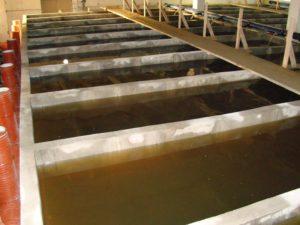 Genomforda projekt LLC PRO DEV rekonstruktion av verkstad för Tome äggkläckningsanläggning Dole