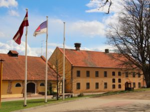 Genomforda projekt LLC PRO DEV renovering av hotellokalerna på Šlokenbeka Slott bild 1