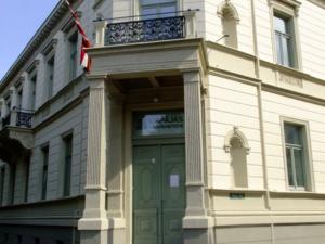 Genomforda projekt LLC PRO DEV renoveringsbyggnationer pa Liepajas universitet bild1