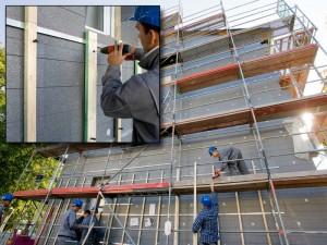 LLC PRO DEV Tjänster fasadreparationsarbeten och isolering