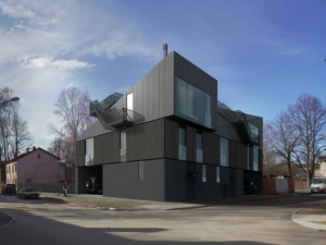 Mājas vizualizācija Ogļu iela attēls 1
