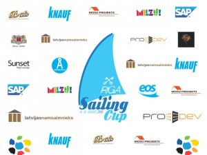 PRO DEV activities Riga Sailing Cup Regatta sponsorship