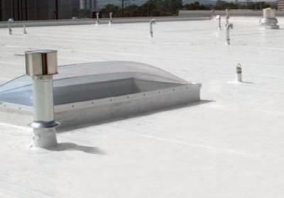 Perspektīvie māju siltināšanas materiāli atstarojošie pārklājumi sienām un jumtiem