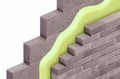 Perspektīvie māju siltināšanas materiāli siltināšanas putas