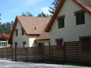 Projects PRO DEV two family house construction Kadaga Cits Mežaparks image 1