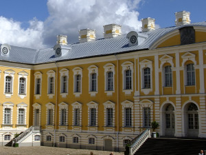 Projects PRO DEV Roofing works building of palace Rundāle photo 1
