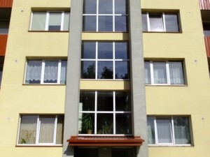 Projects PRO DEV Renovation insulation apartment building Atlantijas str. 1A Salacgrīva photo 1