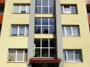 Projects PRO DEV Renovation insulation apartment building Atlantijas str. 1A Salacgrīva photo 1