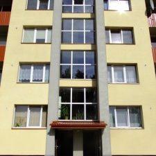 Реновация многоквартирного жилого дома ул. Атлантияс 1А Салацгрива