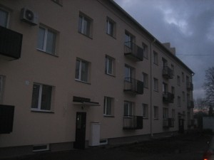 Projects PRO DEV Enhancement of energy efficiency of the apartment house in Klintslejas str. 4/2 Murjāņi image 1