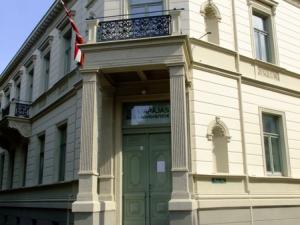 Projects PRO DEV windows and doors university of Liepaja image 1