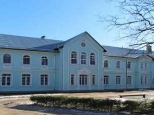 Реализованные проекты PRO DEV Упрощенная реновация зданий VSIA Акнистская психоневрологическая больница фото 1