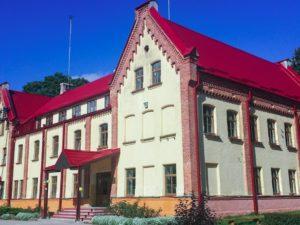 ООО PRO DEV проекты объекты Кровельные работы Здание Ирлавского замка фото 1