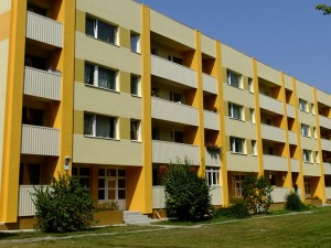 Projects PRO DEV Renovation insulation apartment building Berzu aleja 3 Zvejniekciems image 1