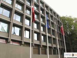 Completed projects Renovation of the Ministry of Defence building PRO DEV