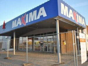 Реализованные проекты Работы реконструкция магазина Maxima X ул. Гайсмас 22 Айзкраукле фото 1