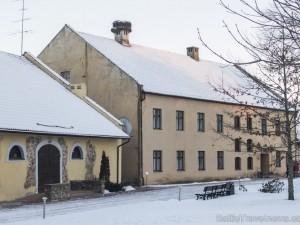 Реализованные проекты Реновация помещений гостиницы в Шлокенбекском поместье PRO DEV фото 1
