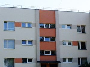 Projects PRO DEV renovation insulation apartmant building Bērzu aleja 6 image 1