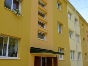 Projects PRO DEV Renovation insulation apartment building Viestura laukums 3, Viesturi photo 1