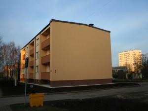 Реализованные проекты PRO DEV Повышение энергоэффективности многоквартирного дома ул. Пирма 30 Адажи фото 1