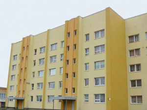 Projects PRO DEV Enhancement of energy efficiency of the apartment house in Pirmā str. 40 Ādazi image 1