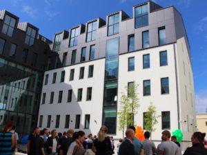 ООО PRO DEV проекты обекты пятиэтажное офисное здание ул. Мукусалас 42 Рига фото 1