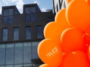 Official opening of LLC PRO DEV built new office building TELE2 SSC Mukusalas 42 Riga