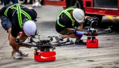 SIA PRO DEV jaunumi tendences būvniecība 2016 droni