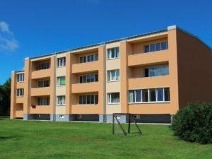 SIA PRO DEV projekti objekti daudzdzīvokļu maju siltināšana Pirmā iela 32 Ādazi foto 1