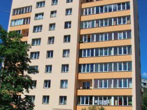 SIA PRO DEV projekti objekti renovācija un siltināšana S. Eizenšteina iela 67 Rīga foto 1